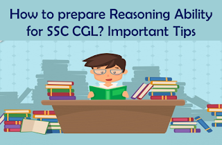 Important tips for SSC CGL Reasoning ability