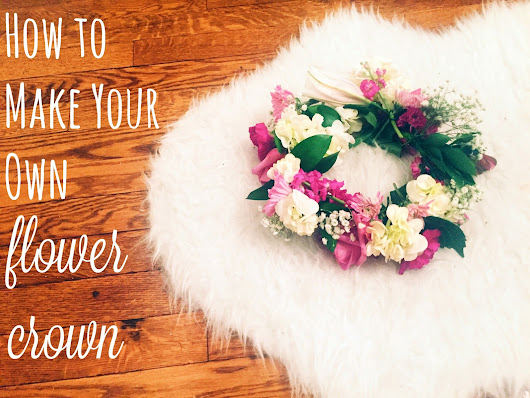 How to Make Your Own Flower Crown - Girl Meets World