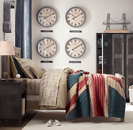Travel Inspired Guest Room: Simple Details: Time For Ikea Bravur