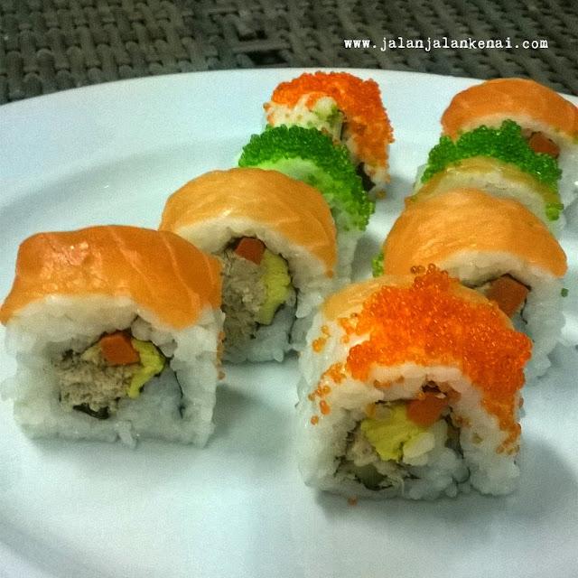 instagram, sushi, anak jajan, instagenic, tip membuat foto