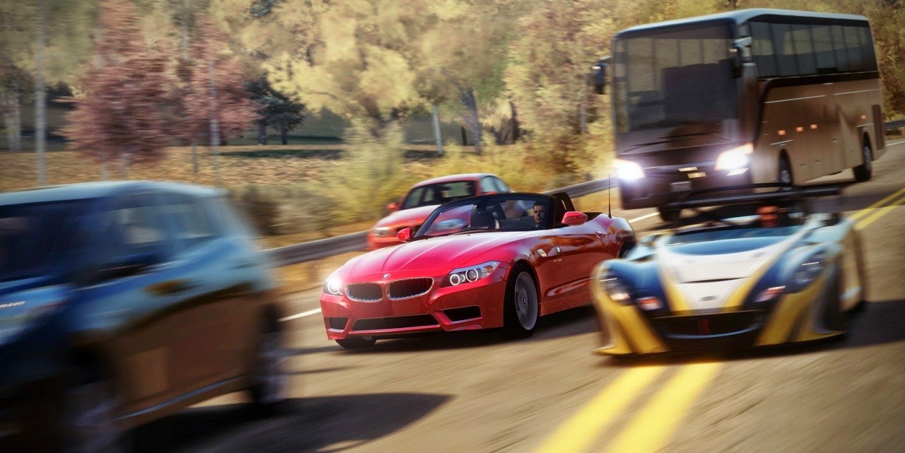 Horizon 2 Is A Great Looking Game From The Absolutely Beautiful Vistas That You Are Greeted With In Southern France Northern Italy Where