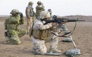 امريكا تقر بفشلها في تجهيز وتدريب القوات العراقية !