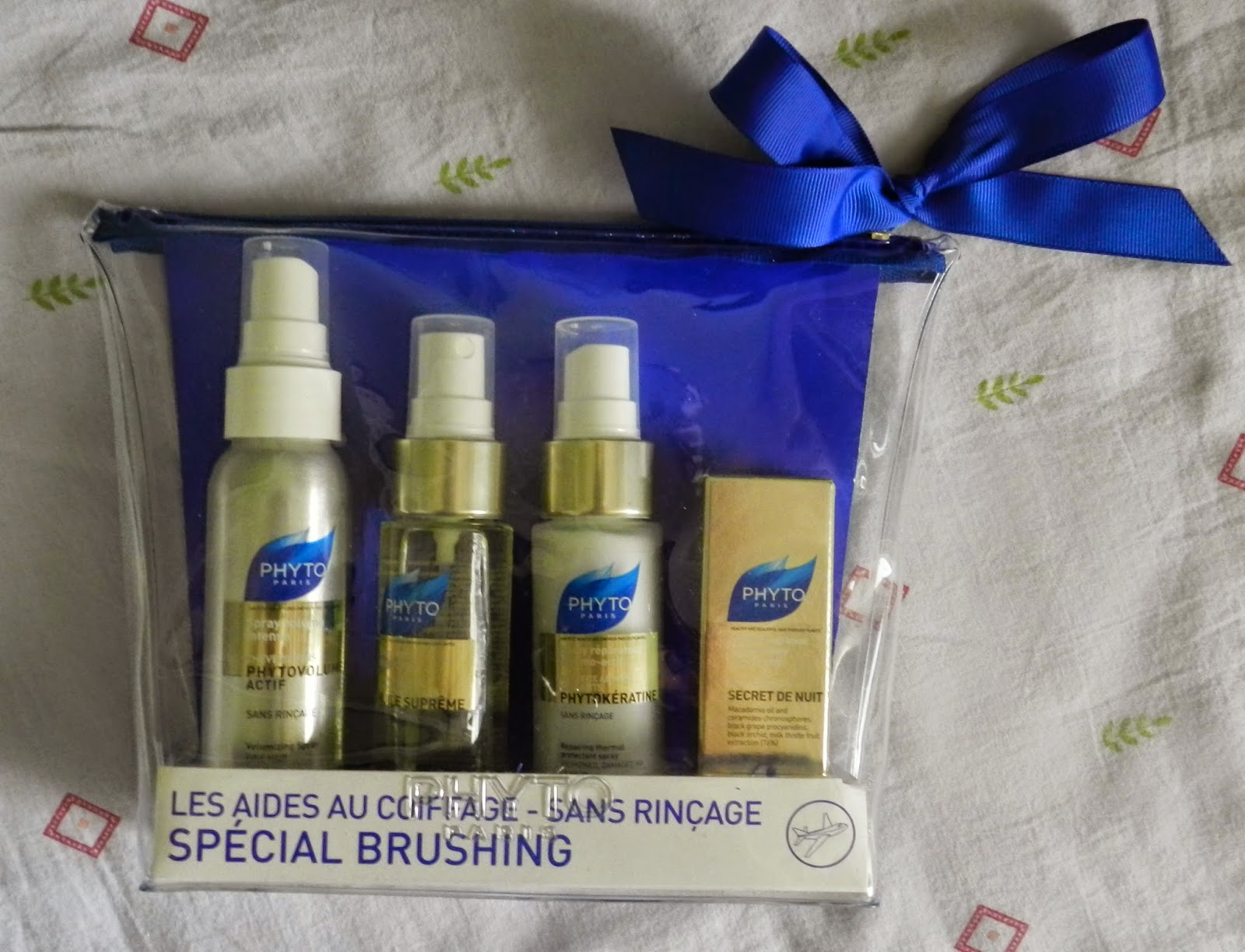 phyto special brushing kit