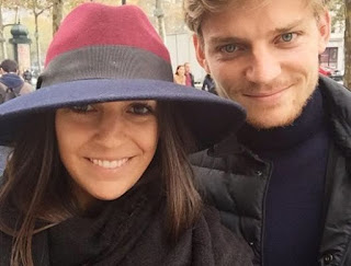 David Goffin Girlfriend Stephanie Tuccitto X