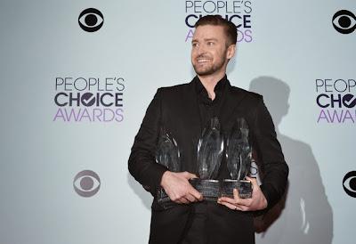 People's Choice Awards 2014 Justin Timberlake