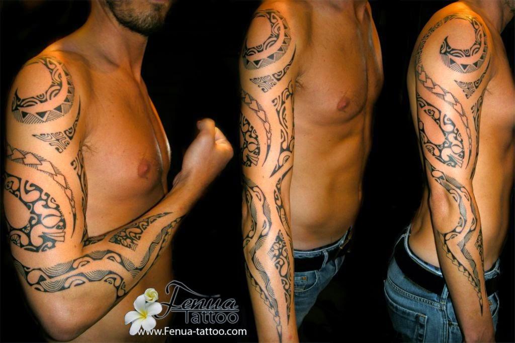 Tahiti Tattoo Spécialiste Du Tatouage Polynesien Dot Work