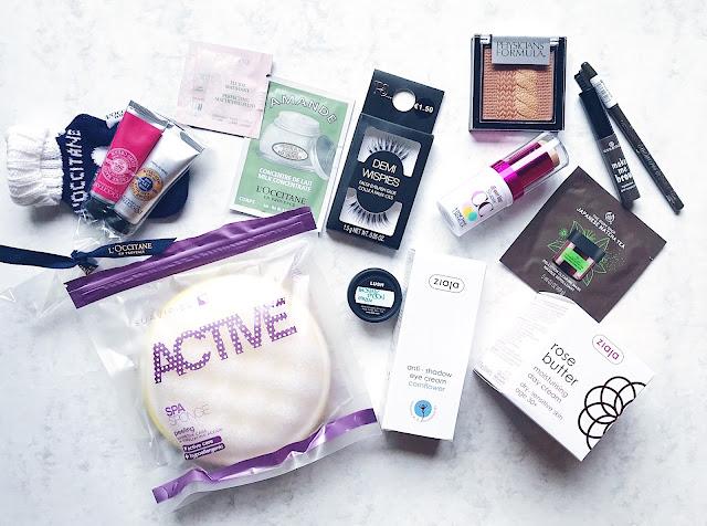 Haul de cosmética y maquillaje - Septiembre