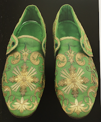 Pontifical Sandals of Pope John XXIII