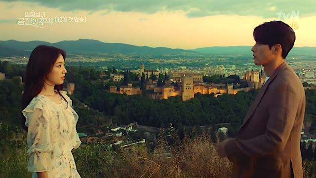 Review Drama Korea - Memories of The Alhambra