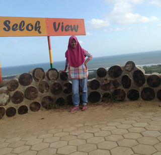wisata gunung selok view