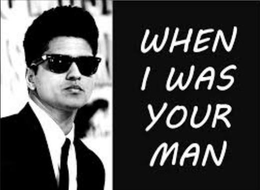 Lirik Lagu When I Was Your Man Bruno Mars Asli dan Lengkap Free Lyrics Song