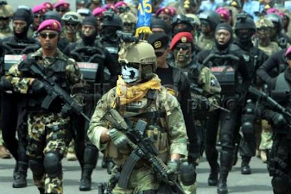 """Media Asing Sebut TNI """"Tentara"""" Paling Berbahaya di Dunia"""