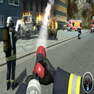 Download Firefighter 2014 Game For PC Full Version