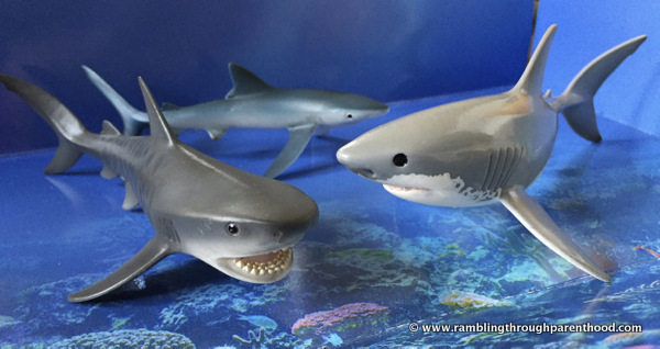 Schleich - The Shark Set