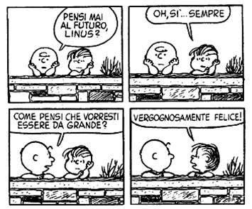 Immagini Natale Linus.Era La Mattina Di Natale Charlie Brown Linus