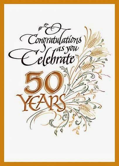 free greeting cards 50th wedding anniversary 28 images days on