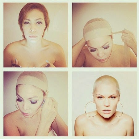 #makeuptransformation jessie j