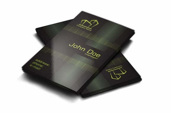 Free Real Estate Business Cards Design