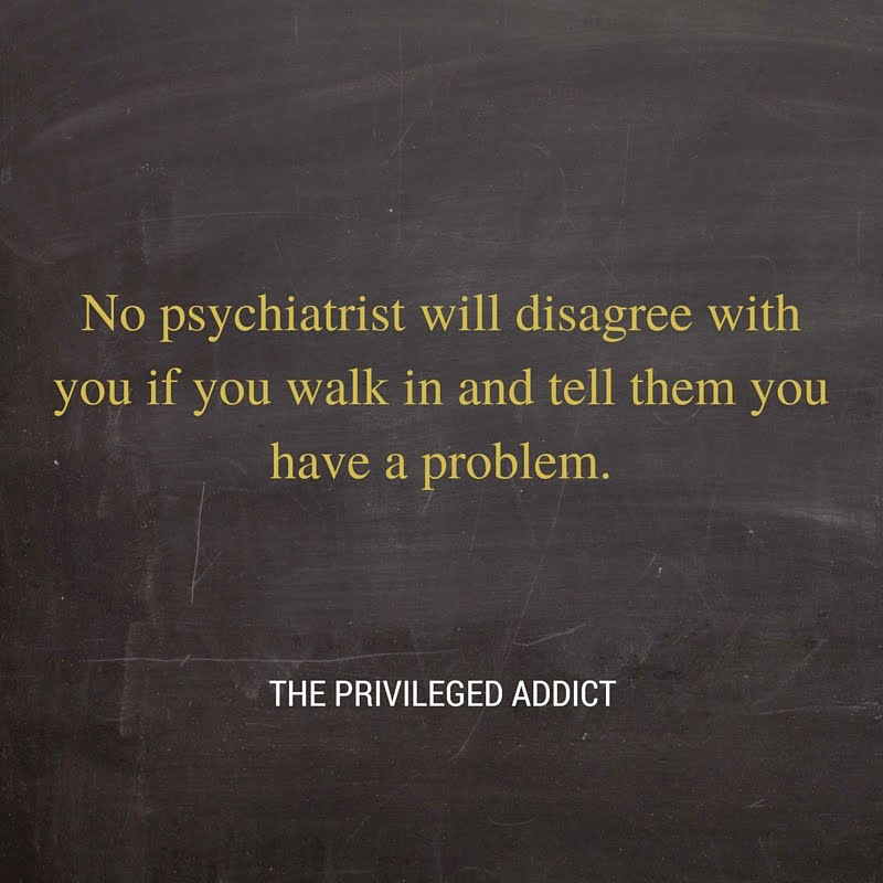 Psychiatrists Love Problems