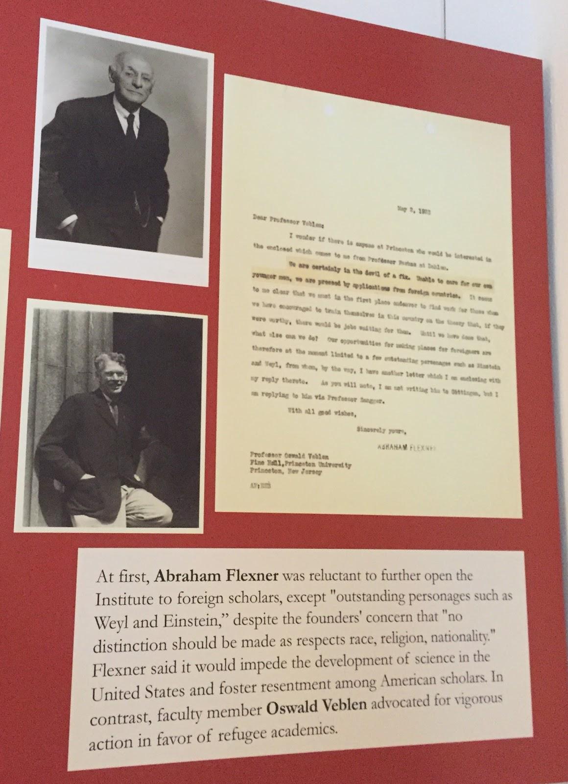 Friends of Herrontown Woods: Oswald Veblen Featured in the Princeton
