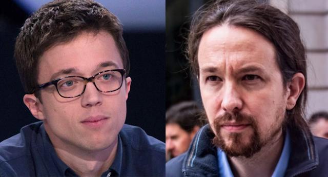 La dirección de Podemos sitúa a Íñigo Errejón fuera de la organización