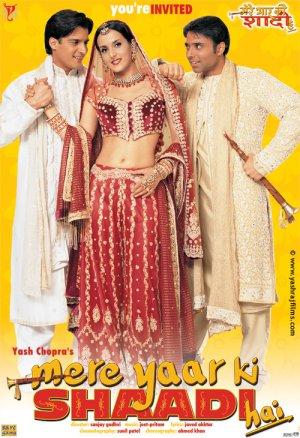 Mere Yaar Ki Shaadi Hai (2002) Bluray 720p Subtitle Indonesia