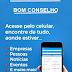 EM BREVE: APLICATIVO DA LISTA TELEFÔNICA DE BOM CONSELHO