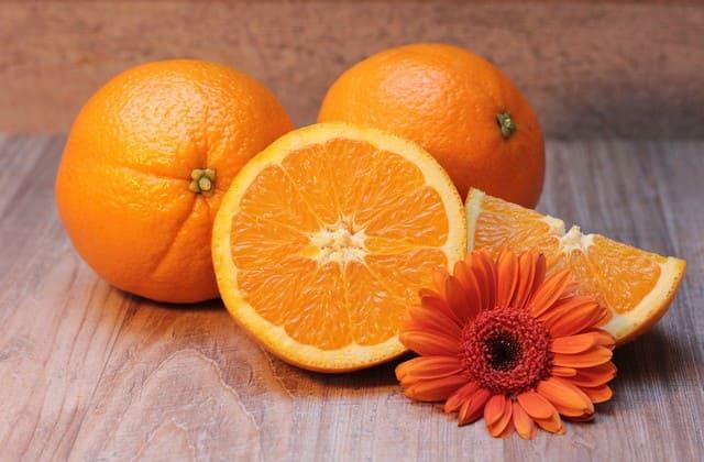 Jeruk, si asam yang kaya vitamin C