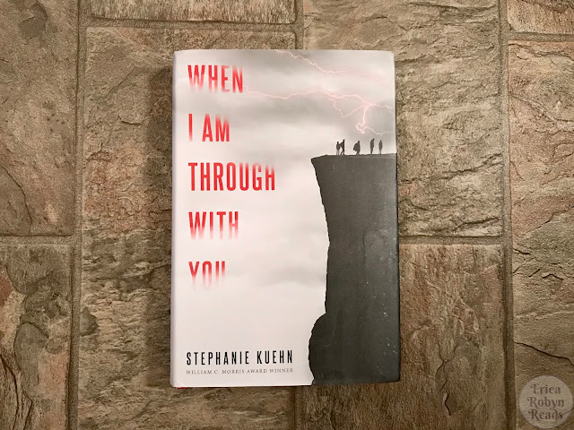When I Am Through With You by Stephanie Kuehn book image