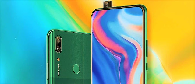 smartphone is launched on the official website of Espana in addition to Italy amongst the amount Huawei P Smart Z launched: Specs in addition to features