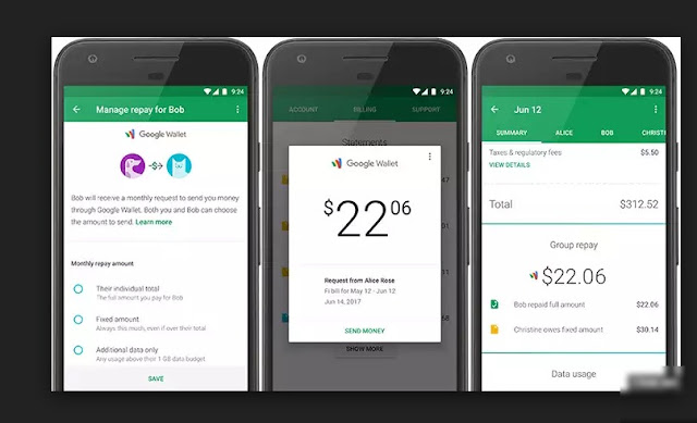 Project Fi Goup Repay Splits Allows You To Pay Your Bill To Avoid Arguments