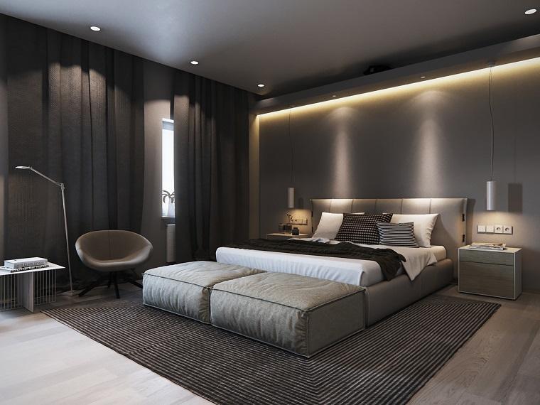 Decorar quarto 30 ideias de estilo minimalista for Casa minimalista 2 dormitorios