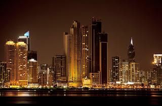 Panamá, mi tierra querida, donde naci y crecí.