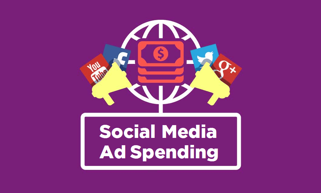 Where Is the Social Media Ad Spend Headed? [INFOGRAPHIC]