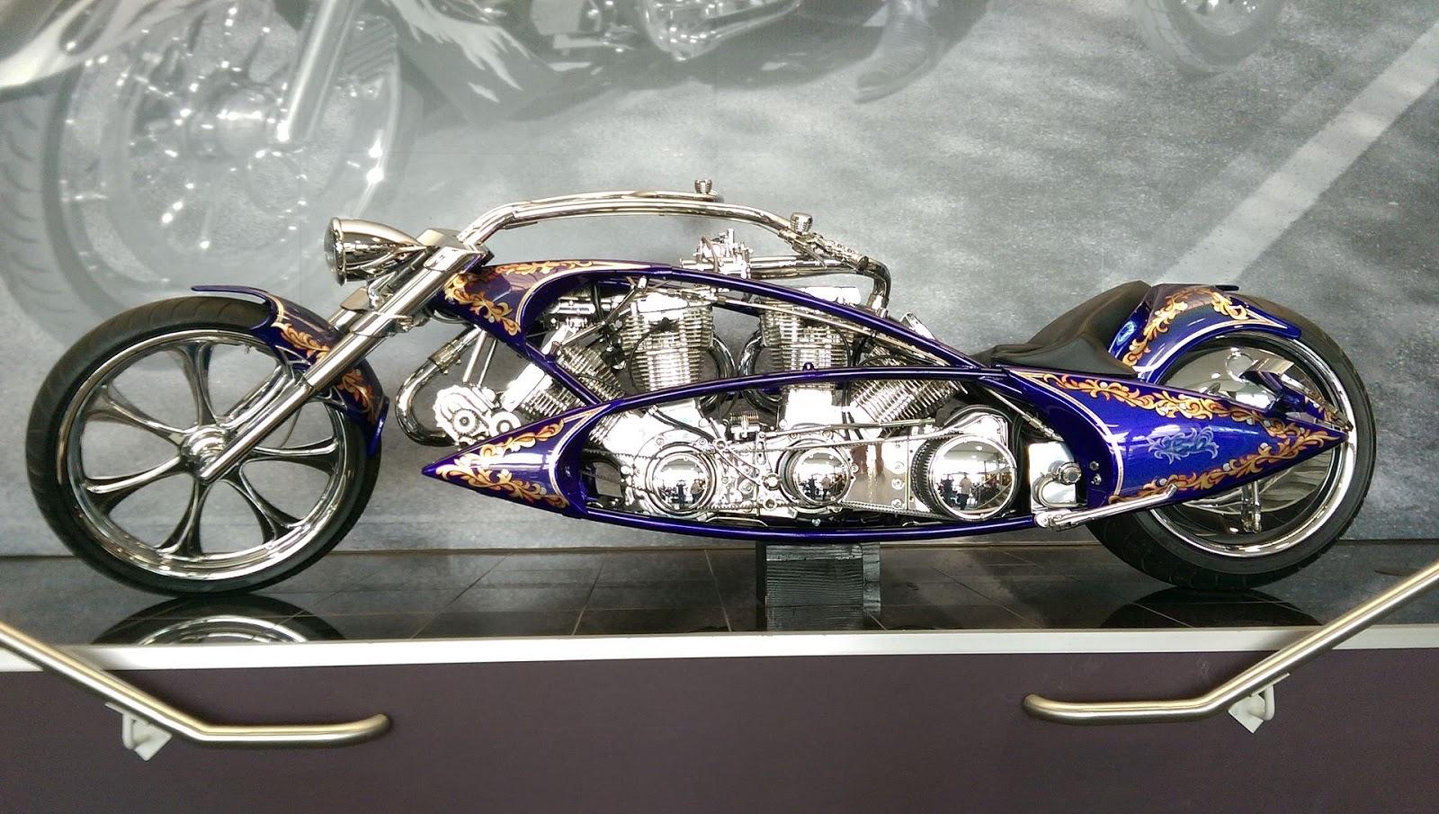 2017 Las Vegas Motorcycle Hall Of Fame Inductee Arlen