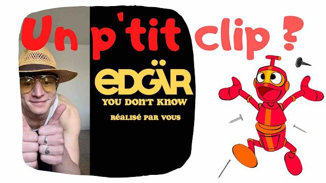 """Une bonne bouffée de bonne humeur : c'est le clip """"You Don't Know"""" offert par Edgär et ses fans."""