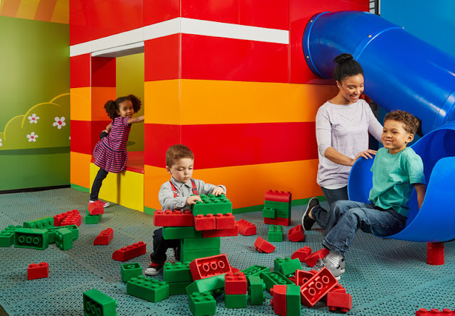 LEGOLAND Discovery Center Philadelphia, Plymouth Meeting Mall, LEGO Duplo, Philadelphia area attractions, fun things to do with kids in Philadelphia