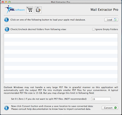 OS X Mail Import to Outlook Pst