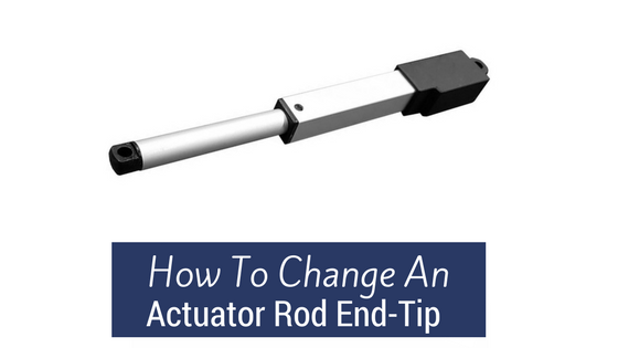 actuator end tip