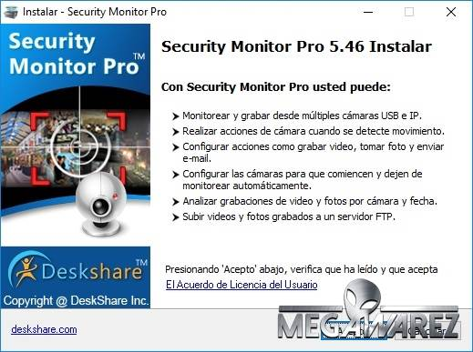 Security Monitor Pro imagenes