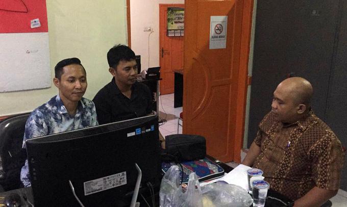 Merasa Dirugikan, Tim IYL-Cakka Laporkan KPU ke Bawaslu