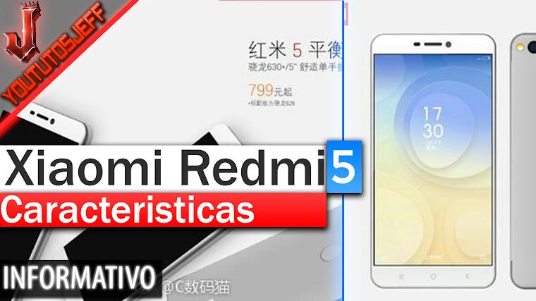Xiaomi Redmi 5 Se filtran las especificaciones
