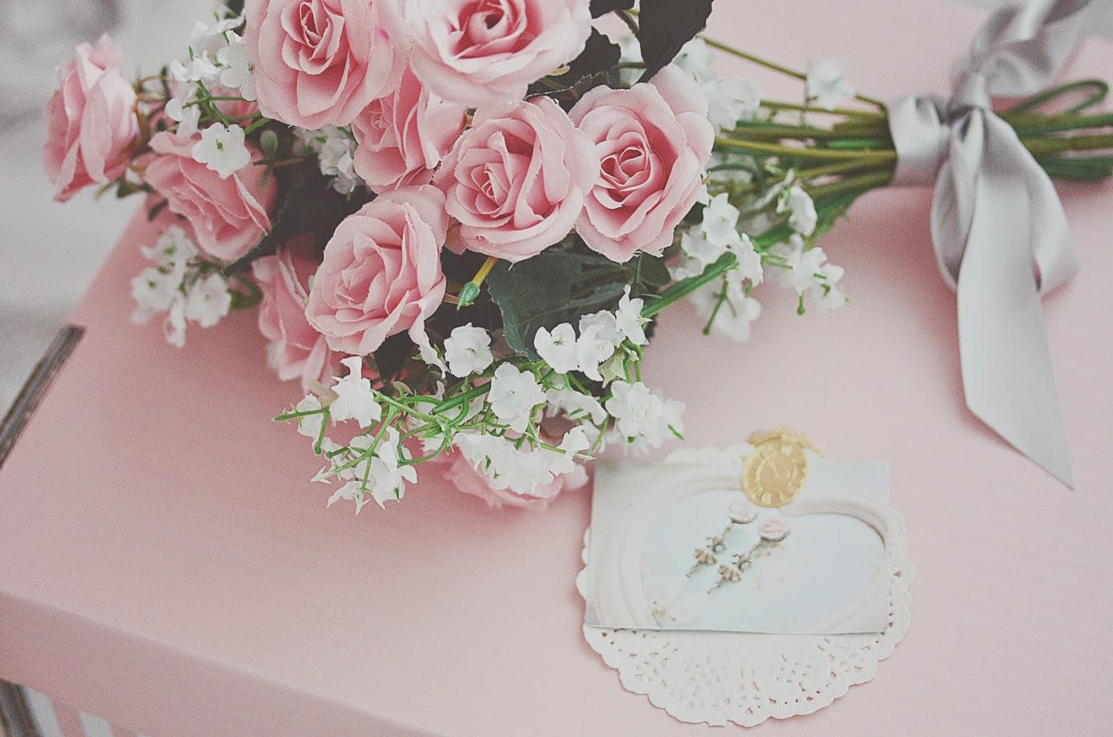 A Parisian Girl Rose Mademoiselle
