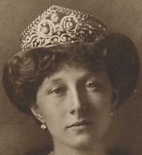 Brunswick Diamond Tiara Hanover Germany Princess Victoria Louise