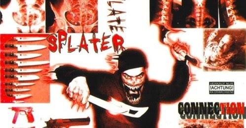 Indizierte Rap-Titel: Splater Connection