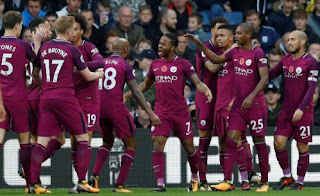 West Bromwich Albion vs Manchester City 2-3 Video Gol & Highlights