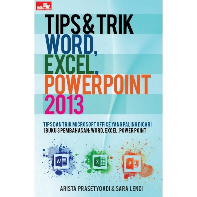 Tips & Trik World, Excel, Powerpoint 2013