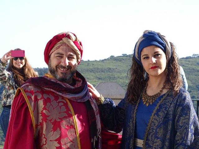 Muley Hacen Zahara esposa favorita Zoraida
