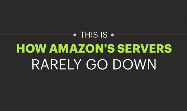 This Is How Amazon's Servers Rarely Go Down