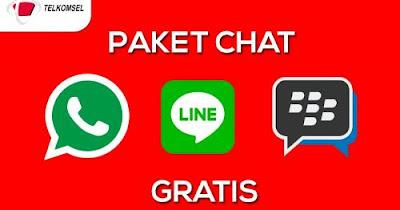 Cara Mengubah Kuota Chat Kartu AS Menjadi Kuota Reguler